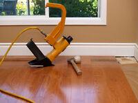 Hardwood Laminate Flooring Installation