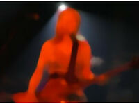Wanted: SINGING FEMALE BASS PLAYER to front power trio