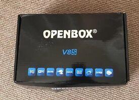 Open box v8s