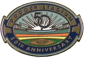 Official-MLB-Los-Angeles-Dodgers-Dodger-Stadium-50th-Anniversary-Pin