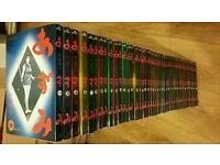 Azumi Volume 1-44 Comics Near Mint Manga Japan in Japanese