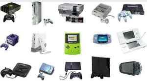 Je recherche des jeux vidéo vieux et recent !