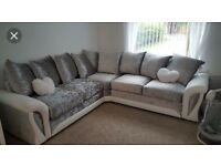 #FREE POUFFE # with Shannon corner sofa