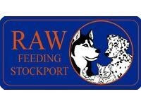 RAW FEEDING STOCKPORT. RAW DOG CAT PET FOOD SUPPLIER