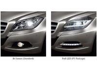 Mercedes Benz CLS 2012 2013 LED XENON HEADLIGHT