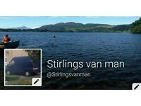 Stirlings van man