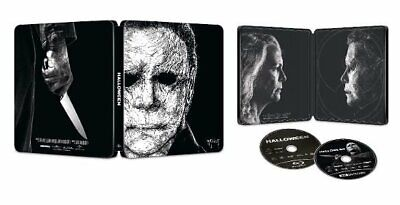 Halloween [SteelBook] [2018] (4K Ultra HD + Blu-ray + Digital) Pre-Order