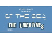 2 Tickets for the libertines concert in Margate 1/10/17