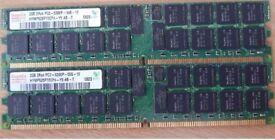 Hynix HYMP525P72CP4-Y5-AB 2GB ECC REG DDR2