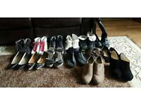 Womens Shoes size 5 and 6