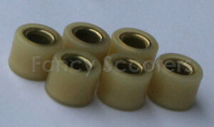 50cc-Gas-Scooter-Variator-ROLLER-set-GY6-1P39QMB-engine