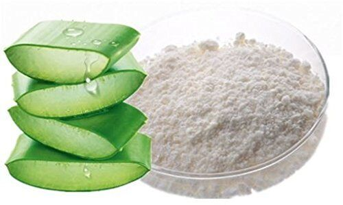 100% Pure Aloe Vera Gel Powder 200X - Highly Concentrated Sp