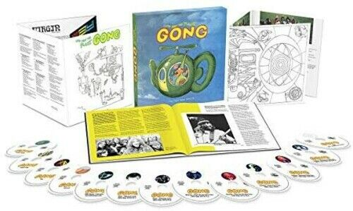 Gong - Love From Planet Gong [new Cd] Boxed Set, Uk - Import