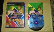 Marvel vs Capcom 2 PS2