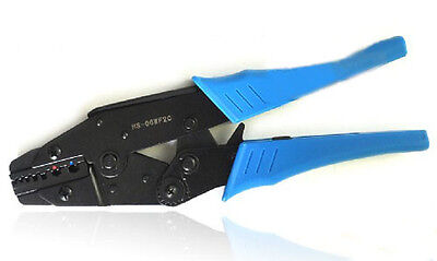 Hs-06wf Non Insulated Cable End-sleeves Crimper Plier Capt2011