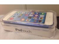 **SEALED** 32GB IPOD TOUCH 6TH GEN BRAND NEW AND INCLUDES 1 YEAR APPLE WARRANTY
