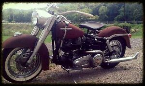 WANTED !! Old Harley Davidson for project