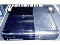 Xbox 360 (320GB&250GB) (2x Console)+8 Games+lot Accessories