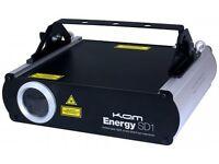 KAM ENERGY-SD1 Animation Laser