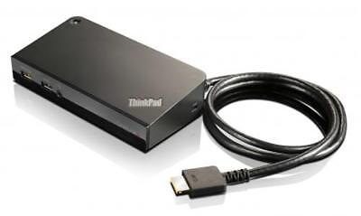 Lenovo Thinkpad Onelink+ Dock - For Notebook - Usb 3.0 - 6 X Usb (40a40090us)