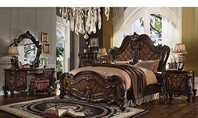 21103 Versailles Nightstand, Cherry Oak