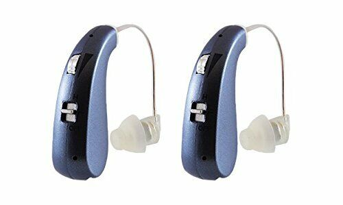 (Pair)Britzgo Rechargeable Personal Digital Hearing Aid Amplifier - The Vento