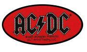 ACDC Aufnäher