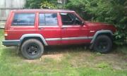 Jeep Cherokee Wrecking