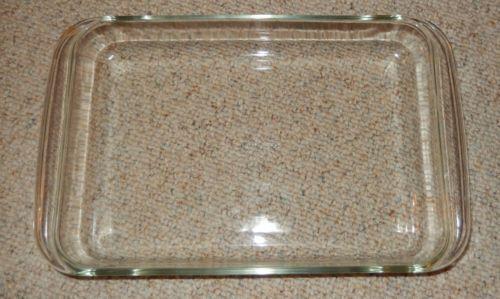 Glass Baking Dish Ebay