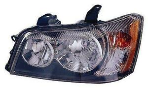 Depo 312-1155L-AS Toyota Highlander Driver Side Replacement Head