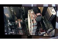 """Samsung 55"""" 4K 3D TV - like new"""