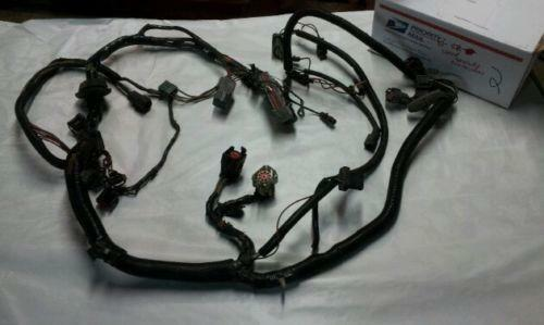 Mustang Engine Wiring Harness