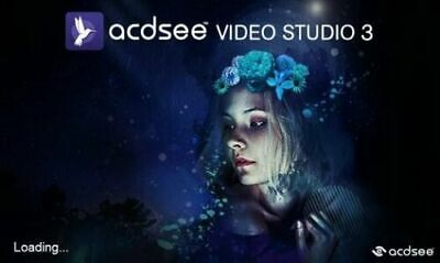 ACDSee Video Studio 3 Editor (activation key + download link) for PC (windows)