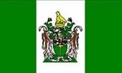 Flag of Rhodesia 3x5 ft 1968-1979 Banner Africa African Zimb