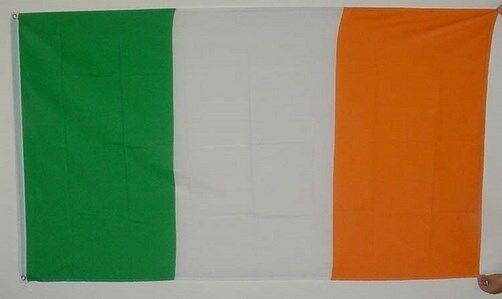 Ireland Irish Flag  3 x 5 foot feet - Banner Pennant