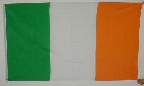 Wholesale Lot 10 - IRISH IRELAND Flag 3 x 5 foot flags