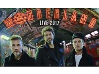Take That Tickets x 2. Face Value