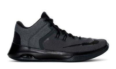 (Mens Nike Air Versitile II NBK Basketball Shoes Black Anthracite AA3819 001)