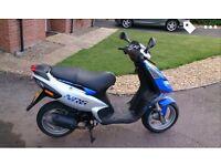 Piaggio nrg 50cc scooter