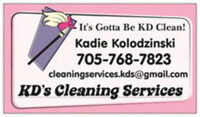 KD's Cleaning Services