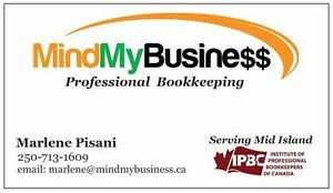 QuickBooks Bookkeeping & Consulting Comox / Courtenay / Cumberland Comox Valley Area image 4