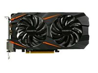 Gigabyte Nvidia GTX1060 6GB Windforce 2 Graphics Card, Boxed as New