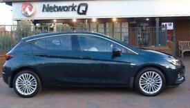 2016 Vauxhall Astra 1.0T 12V ecoFLEX Elite Nav 5 door Petrol Hatchback