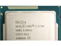 CPU - i7-3770K - Processor - Used - Good Condition
