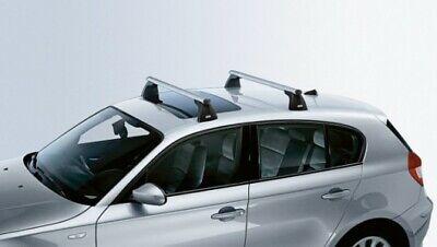 A05 Für BMW 1er F20 3//5-Tür ab 13 Aluminium Dachträger kompl