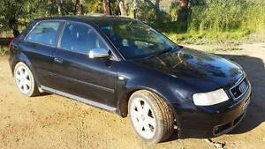 2001 Audi S3 Hatchback Mannum Mid Murray Preview