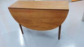 Authentic GPlan 1964 Original. Retro, Vintage Gateleg, Dropleaf Teak Dining Table and Chairs