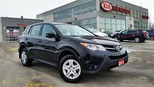 2015 Toyota Rav4 LE, AWD | NO ACCIDENTS | LOW KMS |