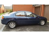 Chrysler Neon LX Automatic Saloon