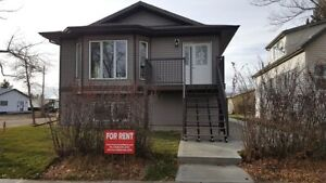 1170 SQ FT 1/2 DUPLEX FOR RENT IN CAMROSE **INCLUDES UTILITIES**